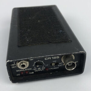 Lectrosonics CR185 Wireless Receiver - Fast Free Shipping