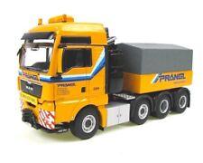 Prangl MAN Tractor TruckTGX XXL 8x4 Ballastbox WSI 1:50 9982