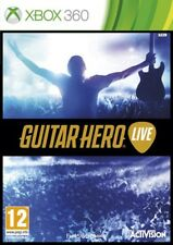 Guitar Hero: Live For Xbox 360 Game Only Music Very Good 6E