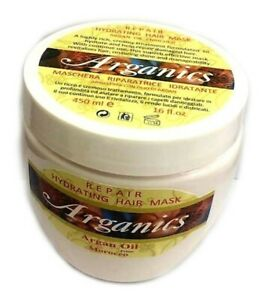 Arganics Repair Hydrating Hair Mask with Argan oil from Morocco 450ml