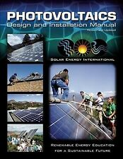 Photovoltaics Design And Installation Manual : Renewable Energy Education for...