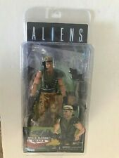 NECA Aliens - Space Marine Drake - new; mint in mint box