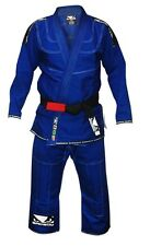 Bad Boy Rip-Stop BJJ Gi - Blue, A1  (belt not included)