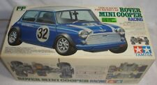Tamiya Rover Mini Cooper Vintage RC New in Box  Collectors Quality 58211