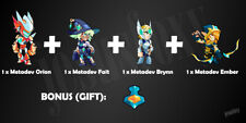 METADEV BUNDLE BRAWLHALLA