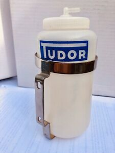 Land Rover Series 2a Windscreen Washer Bottle TUDOR & Stainless Bracket  BS6-1