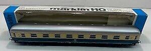 Marklin 4091 HO Scale DB Passenger Car EX/Box