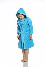 VOSSEN  Kinder  Bademantel Troppi Apollo   turquoise türkis Preisknaller