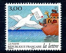 STAMP / TIMBRE FRANCE NEUF N° 3150 ** JOURNEE DE LA LETTRE COLOMBE