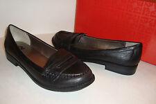 R2 Report Footwear Womens NWB Frampton Black Casual Shoes 7 MED NEW