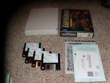 "Metaltech Earthsiege Speechpack MS-DOS 3.5"" disks in Big Box"