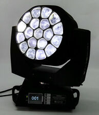 LED Moving Head Bee Eye Light/19* 15W RGBW 4 in 1 LED Bee Eye Light/LED Moving