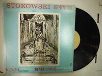 33 RPM Vinyl Stokowski Symphony of The Air USLP0009 011915KME
