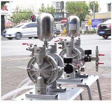 Mini Pneumatic Double Diaphragm Pump Electric Ink Pump Spray Paint Pump