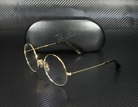 RAY BAN RX6392 2969 Gold Demo Lens 53 mm Unisex Eyeglasses