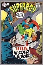 Superboy '68 151 VG D4
