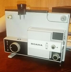 Cinema projector Volna Wave for 8 mm films made in ussr 1977 Кинопроектор Волна