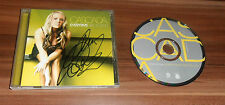 Cascada, original signed CD Cover *Everytime we Touch* mit CD