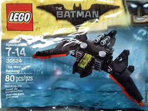 Lego Batman Movie. The Mini Batwing 30524 Polybag BNIP