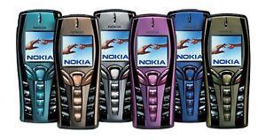 Nokia 7250i Manufacturer Direct GSM 900 / 1800 / 1900 CAMERA Mobile Phone