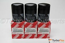 Toyota Genuine OEM Oil Filter 90915-YZZF1 Set of 3
