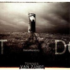TOWNES VAN ZANDT - DOCUMENTARY  CD NEU