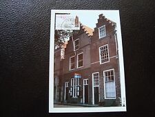 PAYS-BAS - carte 12/6/1990 (B8) netherlands
