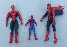 Spiderman Figures X 3 Bundle Marvel