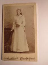 Zell & Bad Bertrich-Margaretha Hüber da Klüsserath-nato nel 1878/CDV