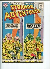 STRANGE ADVENTURES #154   7.5  VF-   REDUCED FROM 45.00 !!!