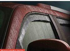 WeatherTech Side Window Deflectors for Ford F-150 SuperCrew 2001-2004 Dark Tint