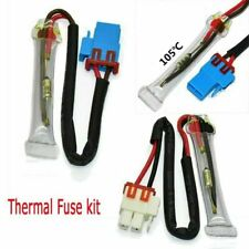 For Samsung Refrigerator Defrost Heater Sensor 1PCS Thermistor Thermal Fuse Set