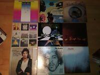 schallplatten sammlung 119st . Rock, Kraut, Reggae, jazz: Miles Davis,Nick drake