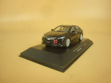 1/43 China 2018 8th generation New toyota Camry black color