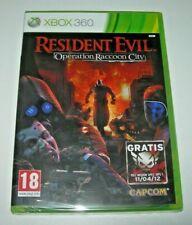 Resident Evil: Operation Raccoon City XBOX 360 (PAL España precintado)