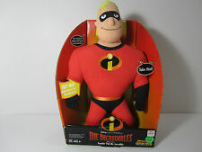 "NEW NIB The MR. Incredible Disney Pixar Plush Punchin' Pals 20"" Doll Pillow 2003"