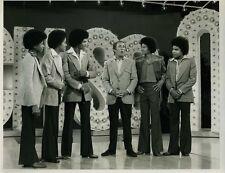"Michael Jackson & The Jackson 5 Five Joey Bishop Original 7x9"" Photo #K2650"