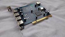 Link-IT DB-PCI004 5 Port USB 2.0 Network Card
