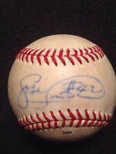 JOSE LIMA Signed Autographed Game Used Atlantic League Baseball Single AUTO