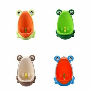 Playpen Baby® Baby Boys Wall-Mounted Urinal Frog Potty