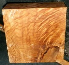 Figured Curly Maple 10479 Wood Workers Special One Beautiful Turning Blank