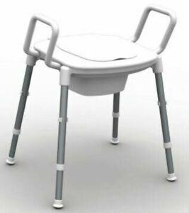 Over Toilet Aid - Space Saver Toilet Seat Raiser