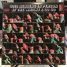 OTIS REDDING In Person At the Whisky A Go Go vinyl LP LP5133 Sundazed 2003 NM