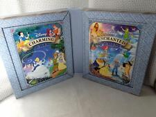 Disney magical tales books set of two. (S10)