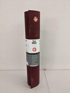 "Manduka PRO Yoga Mat 6mm Verve (Red) / Standard 71"""