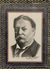 2015 Pastime Presidential Portraits William Howard Taft Sketch Card 1/1