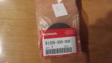 Honda 91205-300-005 OIL SEAL (25X62X7) --- OIL SEAL (25X62X7)