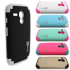 For Motorola Moto G LTE (1st Gen) LTE Protective Hybrid Case Dual Layer Cover