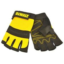 DEWALT Perform4 1/2 Synthetic Padded Leather Palm Gloves Size 10