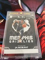 Panini Noir Ja Morant Icon Edition RC 41/99